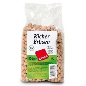 Naut bio (500 grame), Green Organics