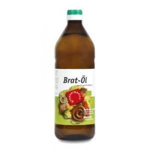 Ulei pentru prajit de floarea soarelui bio (750 ml), Green Organics
