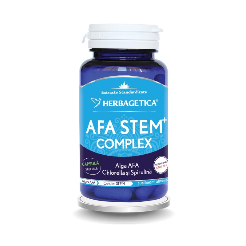 Afa Stem Complex (30 capsule), Herbagetica