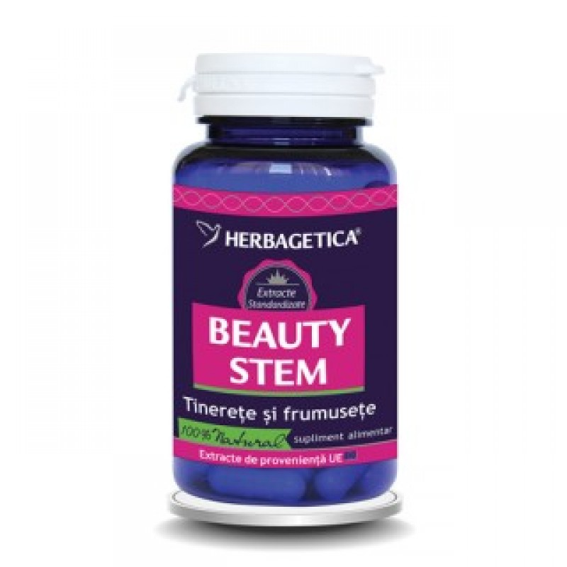 Beauty Stem (60 capsule), Herbagetica