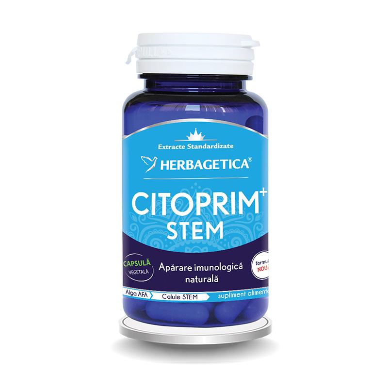 Citoprim Stem (60 capsule), Herbagetica