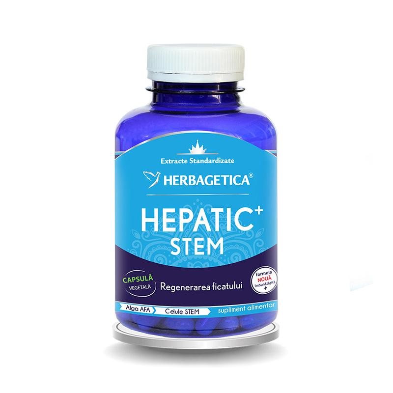 Hepatic Stem (120 capsule), Herbagetica
