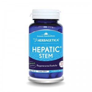 Hepatic Stem (30 capsule), Herbagetica