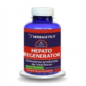 Hepato Regenerator (120 capsule), Herbagetica