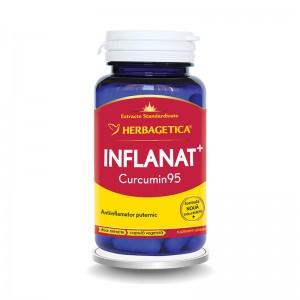 Inflanat Curcumin 95 (60 capsule), Herbagetica