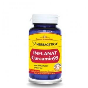 Inflanat (30 capsule), Herbagetica