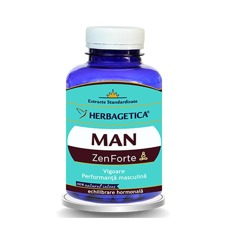 Man Zen Forte (120 capsule), Herbagetica