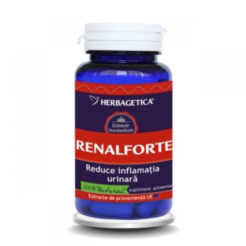 Renal Forte (60 capsule), Herbagetica