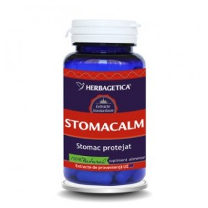 StomaCalm (60 capsule), Herbagetica