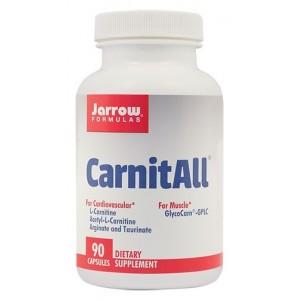 CarnitAll 600+ (90 capsule), Jarrow Formulas