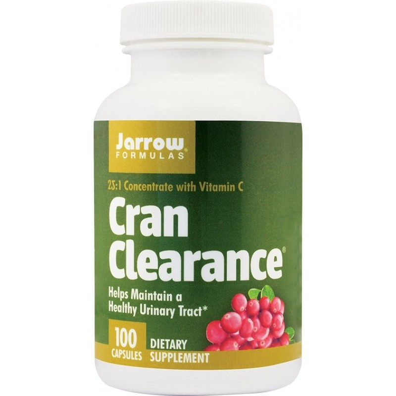 Cran Clearance (100 capsule), Jarrow Formulas