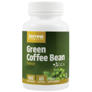 Green Coffe Bean 400mg (60 capsule vegetale), Jarrow Formulas