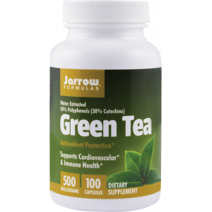 Green Tea (100 capsule), Jarrow Formulas