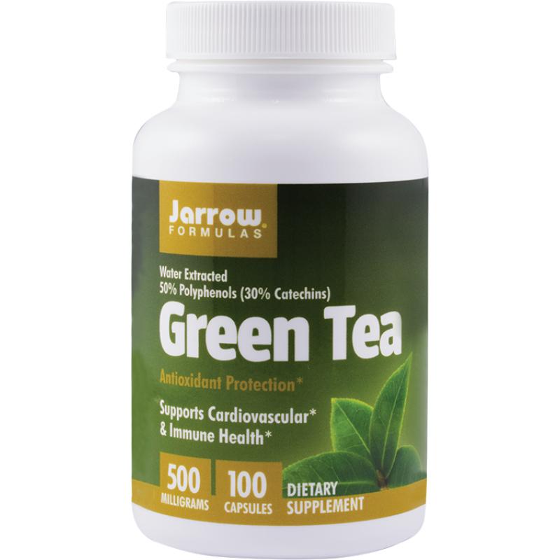 Green Tea (100 capsule), Jarrow Formulas