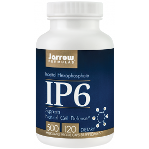 IP6 500mg (120 capsule), Jarrow Formulas