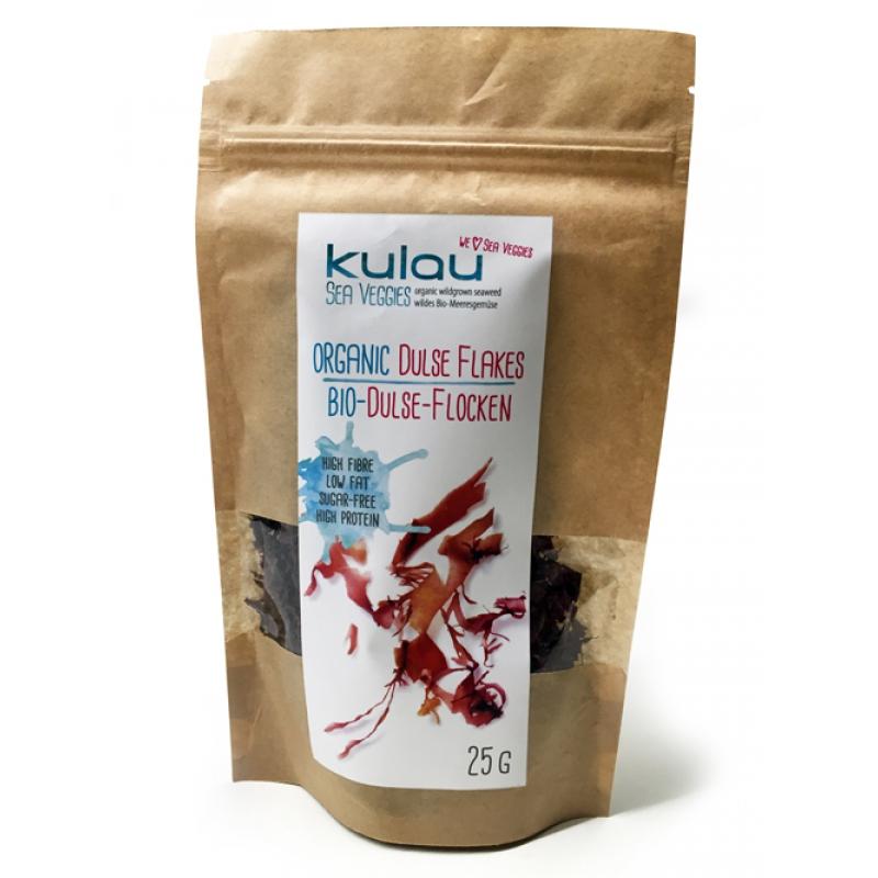 Alge dulse fulgi bio (25 grame), Kulau