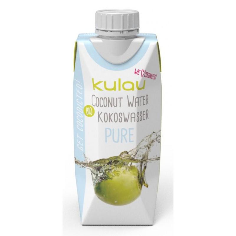 Apa de cocos Pure bio (330 ml), Kulau