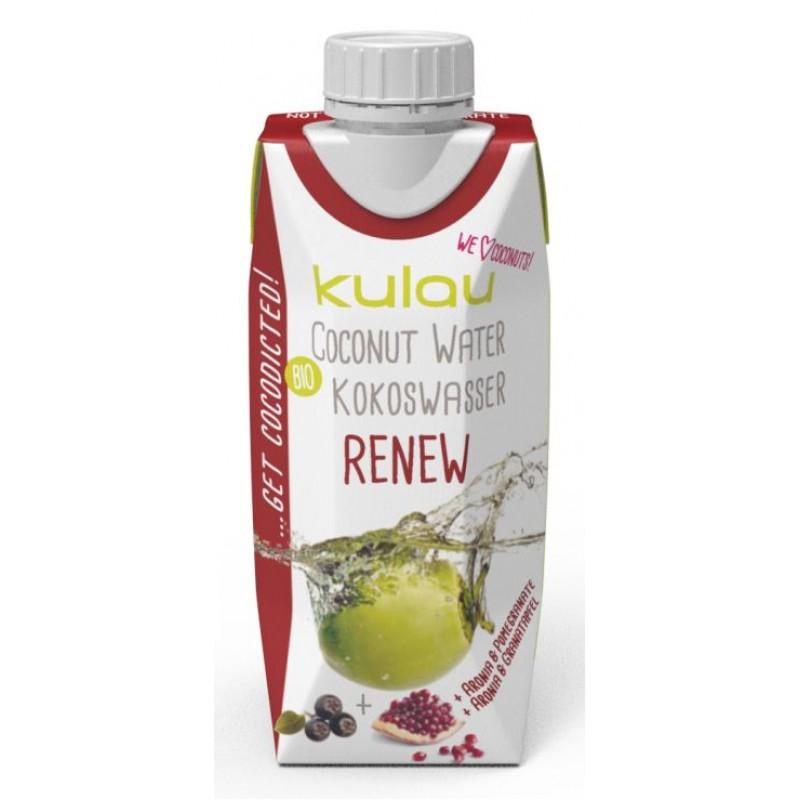 Apa de cocos Renew bio (330 ml), Kulau