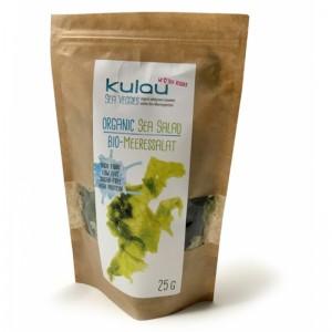 Alge sea lettuce (salata de mare) bio (25 grame), Kulau