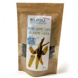 Alge wakame fulgi bio (25 grame), Kulau