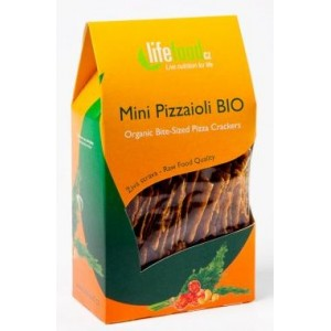 Crackers pizza raw bio (70g), Lifefood
