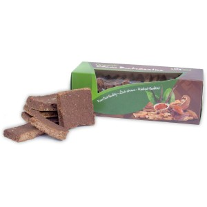 Desert din hrisca germinata si cacao raw bio (100g), Lifefood