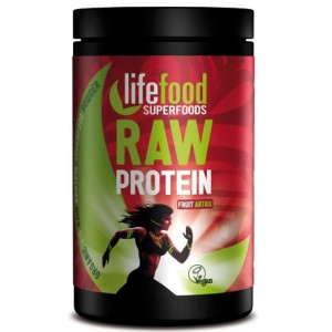 Pudra proteica Fruit Antiox Superfood raw bio (450 grame), Lifefood