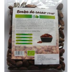 Boabe de cacao raw (200 grame), Deco Italia
