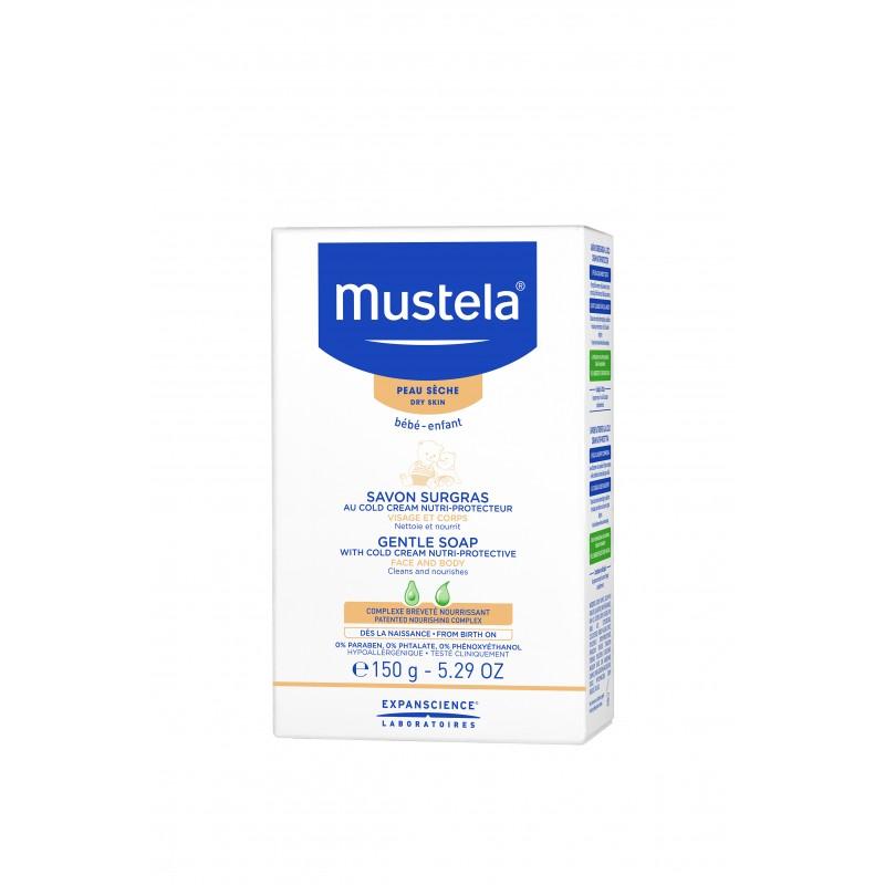 Sapun cu cold cream (150g), Mustela