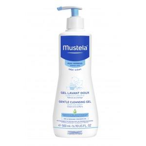 Gel de curatare par si corp (500 ml), Mustela