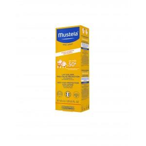 Lotiune protectie solara foarte ridicata pentru fata SPF 50+ (40ml), Mustela