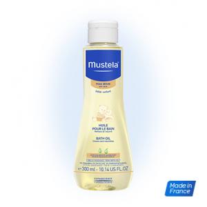 Ulei de baie (300 ml), Mustela