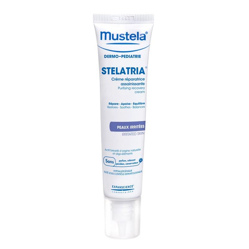 Stelatria - crema dermo-reparatoare - piele iritata (40ml), Mustela