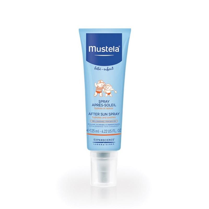 Spray hidratant after sun (125ml), Mustela