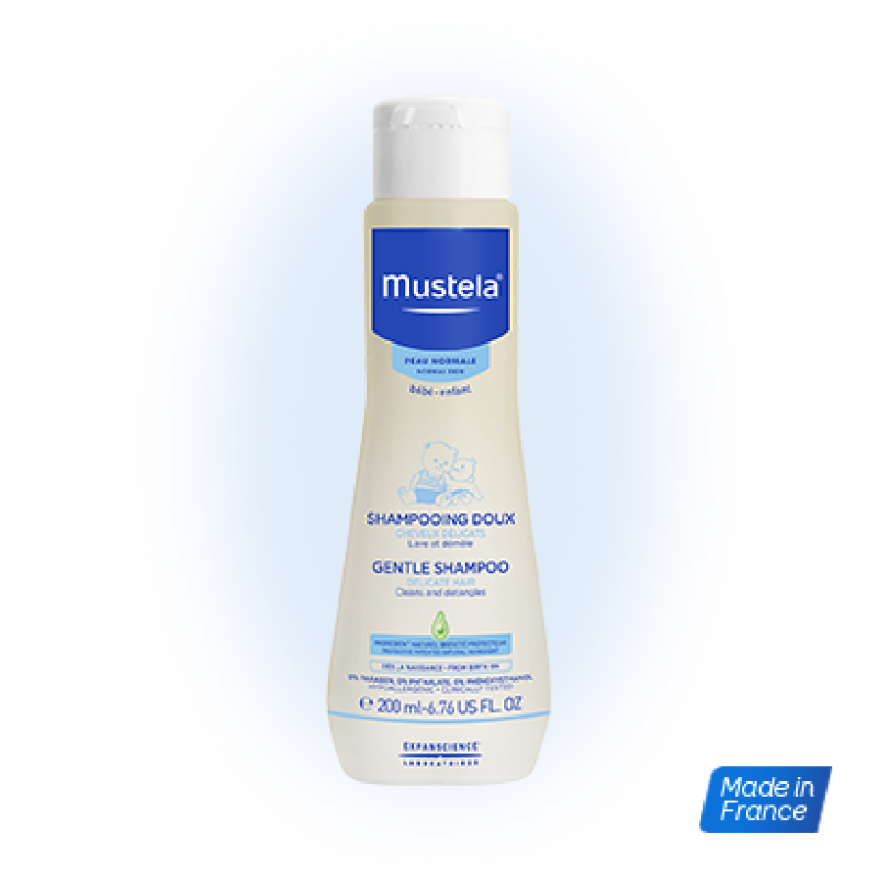 Sampon delicat (200ml), Mustela