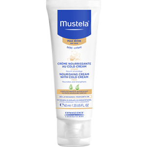 Crema nutritiva cu cold cream (40ml), Mustela