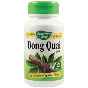 Dong Quai (100 capsule), Solaray