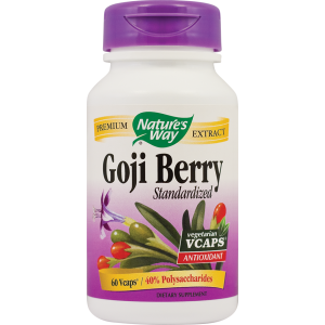 Goji Berry SE (60 capsule), Nature's Way