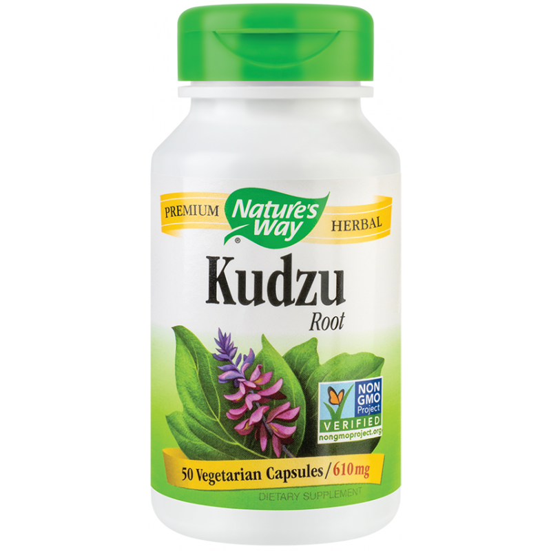 Kudzu 613mg (50 capsule), Nature's Way