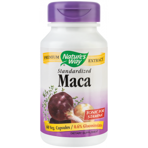 Maca SE (60 capsule), Nature's Way