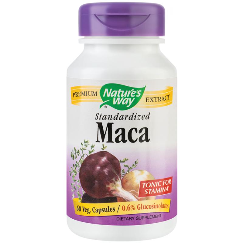 Maca SE (60 capsule), Nature's Way