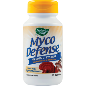 Myco Defense (60 capsule), Nature's Way
