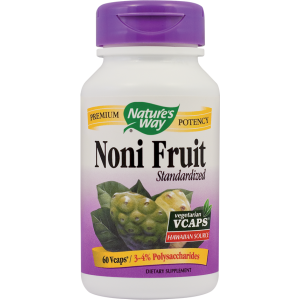 Noni Fruit SE (60 capsule), Nature's way