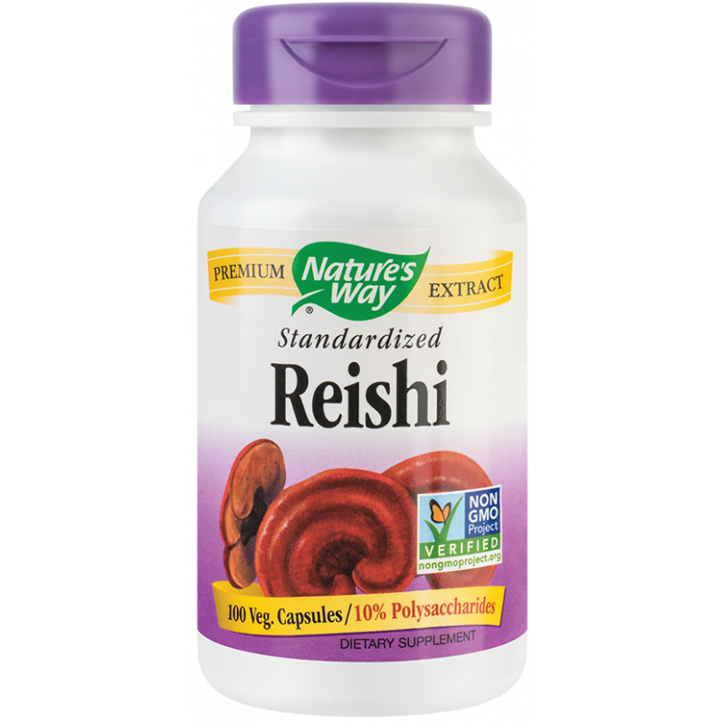Reishi SE (100 capsule), Nature's Way