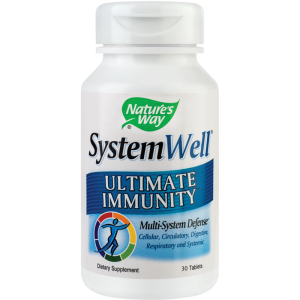 System Well Ultimate Immunity (30 tablete), Nature's Way