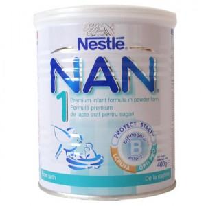 Lapte praf NAN 1 (400g)