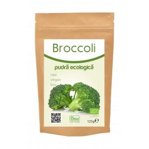 Broccoli pudra bio (125 grame), Obio