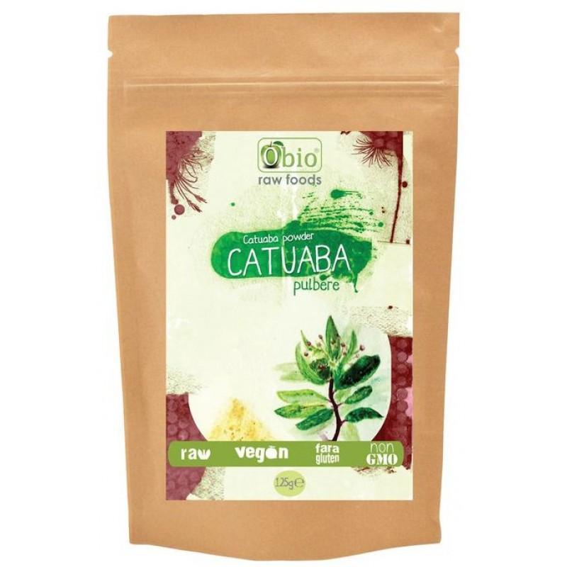 Catuaba pulbere (125g), Obio