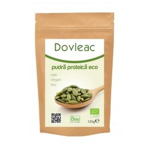 Pudra proteica din seminte de dovleac bio (125 grame), Obio