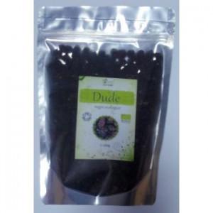 Dude negre deshidratate raw bio (250g), Obio